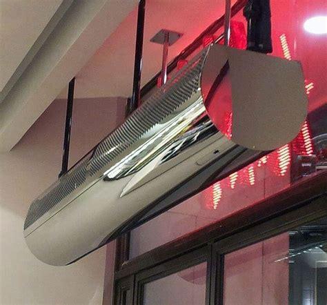 air curtain design h m oxford street air curtain air handling case study