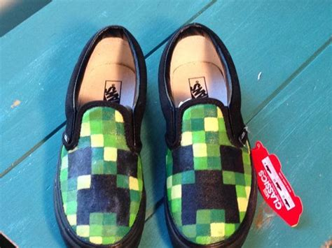 diy minecraft shoes 81 best images about diy painted shoes on