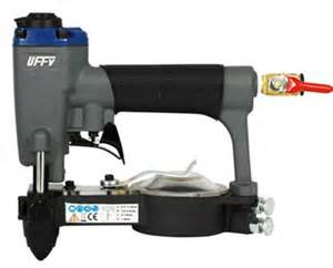 Upholstery Tacs Uffy Tools Pneumatic Decorative Upholstery Nailer With