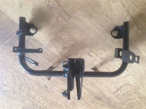 Bracket Spion Untuk Motor Fairing nx650 dominator fairing bracket headlight hans motor parts motorcycle parts