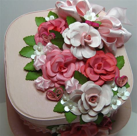 Paper Quilling Roses - pin quilling paper papercraft juxtapost cake on