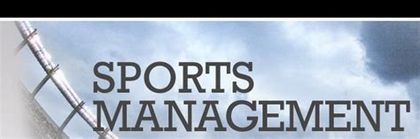 Siena Heights Mba Program by Image Gallery Sports Management