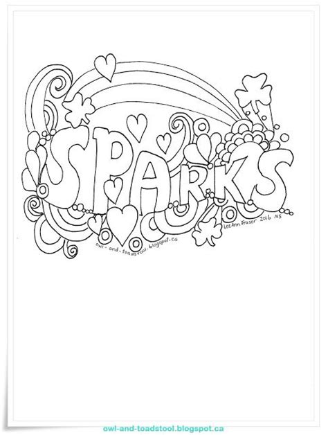 commonwealth doodle 73 best images about guiding coloring pages on