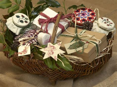 sweet homemade christmas basket hgtv