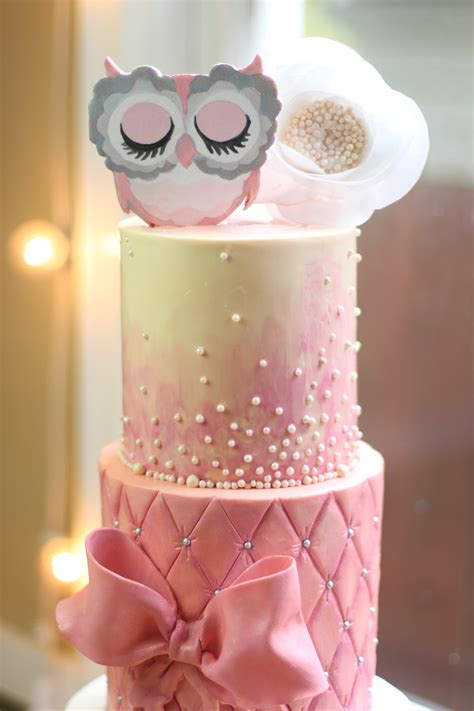 Baby Shower Boy Owl Theme by Owl Theme Baby Shower Cake Cakecentral