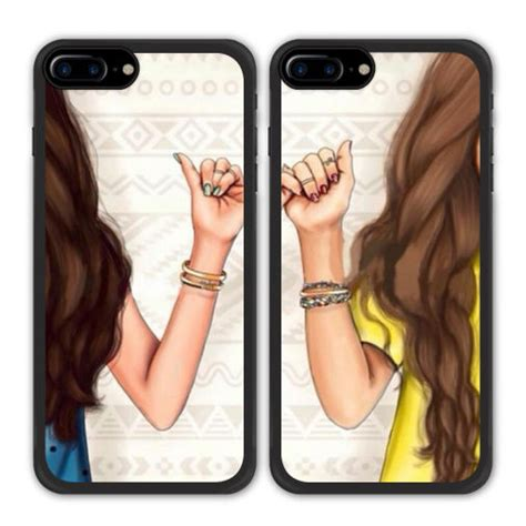 Friends Cases Transforms Your Ipod In To A Stuffed Animal by Best Friend Bff Finger Hook Phone For Apple Iphone X