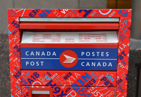 Canada Post Postal Lookup Canada Post Faces 1b Annual Operating Loss By 2020 Toronto