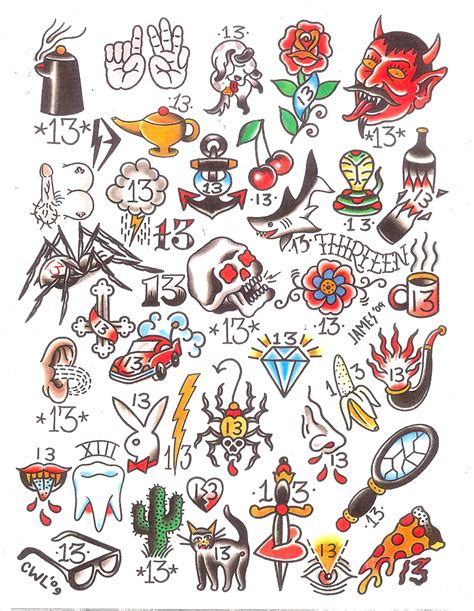 xiii tattoo designs 13 designs www imgkid the image kid has it