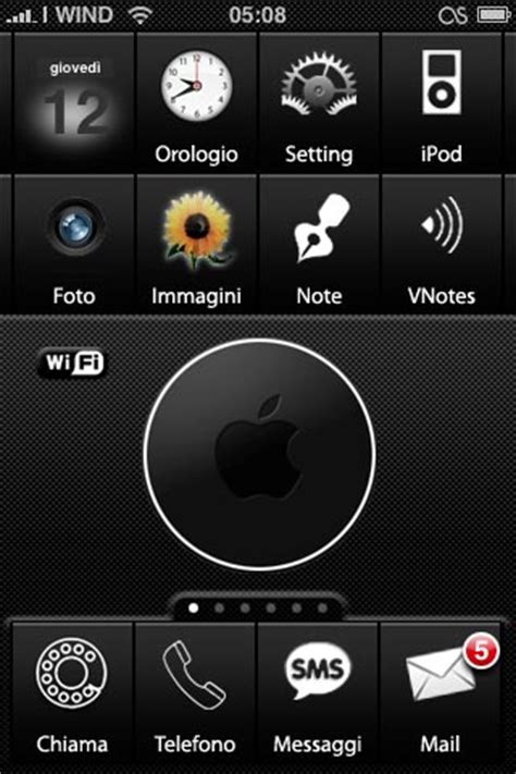 names of themes in cydia iphone themes