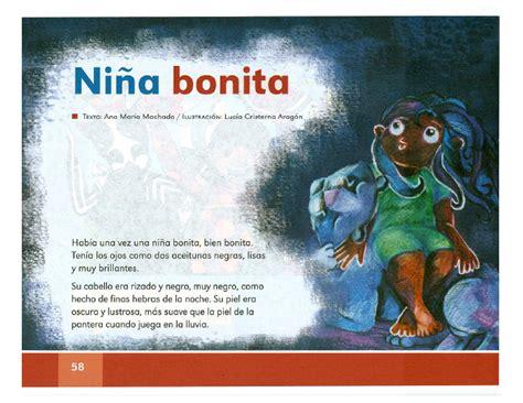 libro nina bonita pretty ni 241 a bonita espa 241 ol lecturas 2do grado apoyo primaria