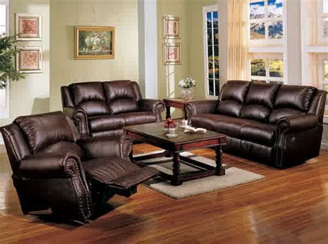 brown leather sofa  great piece  furniture
