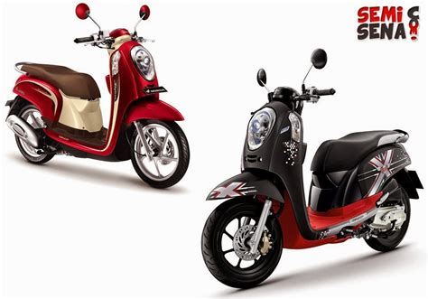 Harga Cover Motor Scoopy by Specifications And Price Honda Scoopy Fi