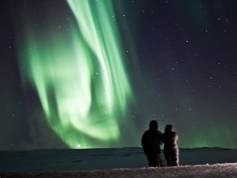 extreme iceland northern lights northern lights tour from akureyri