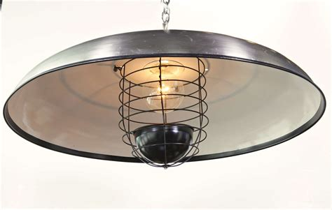 mid century industrial shop light for sale at 1stdibs