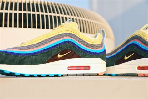 Nike Wotherspoon wotherspoon nike air max 1 97 quot more air quot in depth look