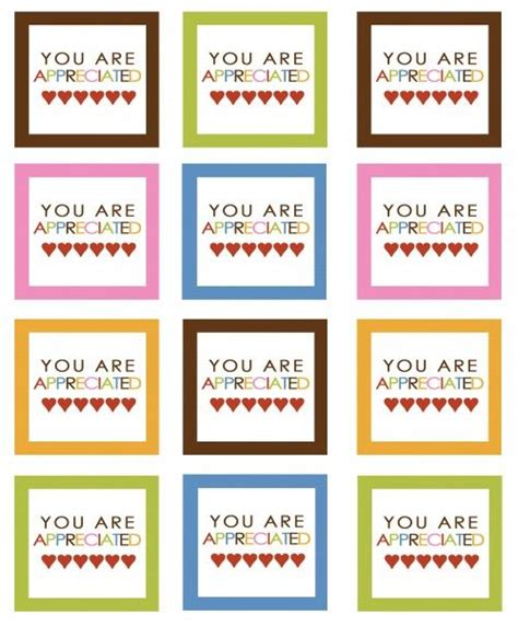 printable teacher appreciation tags free printable labels for ice cream cups from sur la table