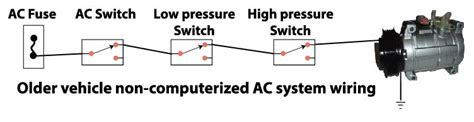 wiring diagram for ac compressor wiring diagram for 220v