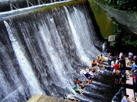 villa escudero waterfalls restaurant ten restaurants in amazing locations worldwide first we
