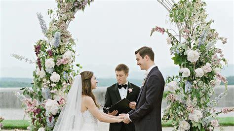 Wedding Vow Ideas Inspired by Songs   Martha Stewart Weddings