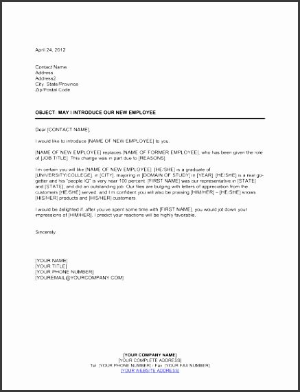 5 Blank Introduction Email To Client Template Sletemplatess Sletemplatess Fill In The Blank Email Template