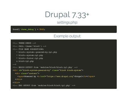 drupal theme hook exle drupal 8 theme system the backend of frontend