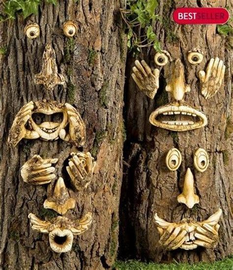 tree faces 17 best images about tree faces decor on