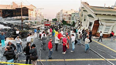 earthquake world series photos loma prieta earthquake 25 years later marketwatch