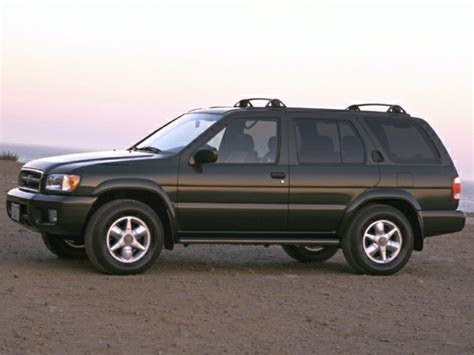 nissan pathfinder 2000 2000 nissan pathfinder reviews specs and prices cars com