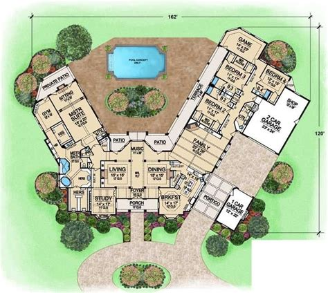 643 best luxury dream homes images on pinterest luxury best ranch house plans ever best of 643 best dream house