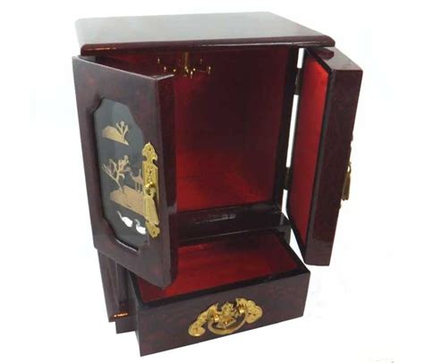 wardrobe style jewellery box gifts from