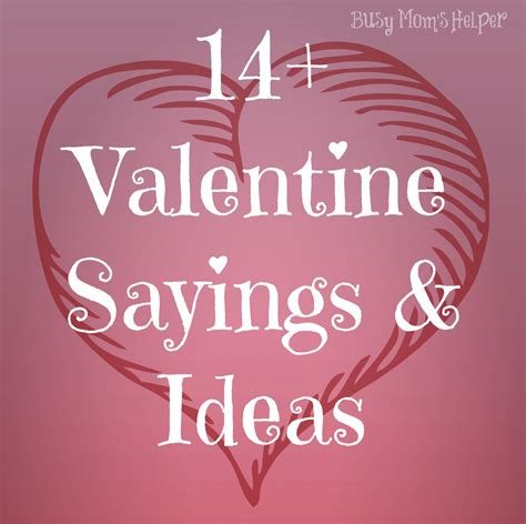 s day says 14 gifts of valentines with free printables plus more