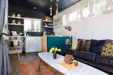 tiny kitchen designed by kim lewis decorating tips for couples moving in together hgtv s