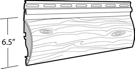 log siding styles vinyl siding styles using different profiles textures