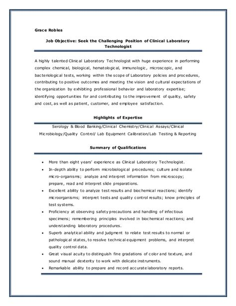 Technologist Resume by Technologist Resume New