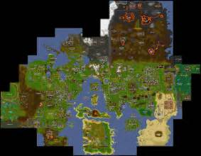 Rs World Map by Maps World Map Runescape