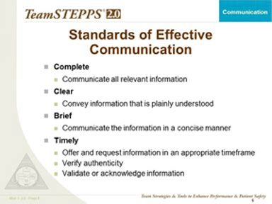 confident data skills master the fundamentals of working with data and supercharge your career confident series books teamstepps fundamentals course module 3 communication