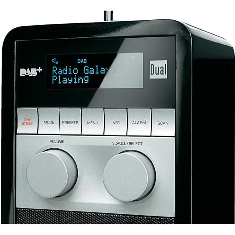 digital radio bathroom dual dual dab 31 digitalradio bathroom radio black from conrad com