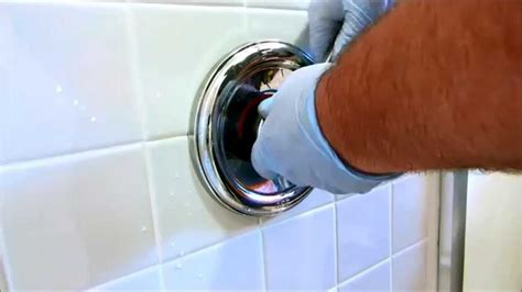 no hot water pressure in bathroom sink no hot water to moen tub shower valve youtube