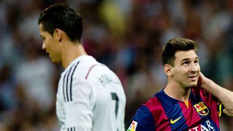 imagenes real madrid barcelona 2015 cristiano ronaldo real madrid lionel messi barcelona