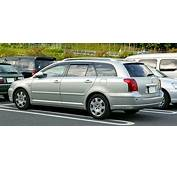 Images For &gt Toyota Avensis Wagon
