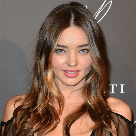 miranda kerr hair color hairstyles 10 hair color ideas inspired by