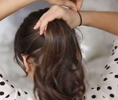 tutorial cepol rambut untuk kerja tutorial rambut wanita gaya sederhana mudah dan menarik