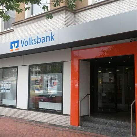 banken bochum volksbank bochum witten eg filiale herbede in witten