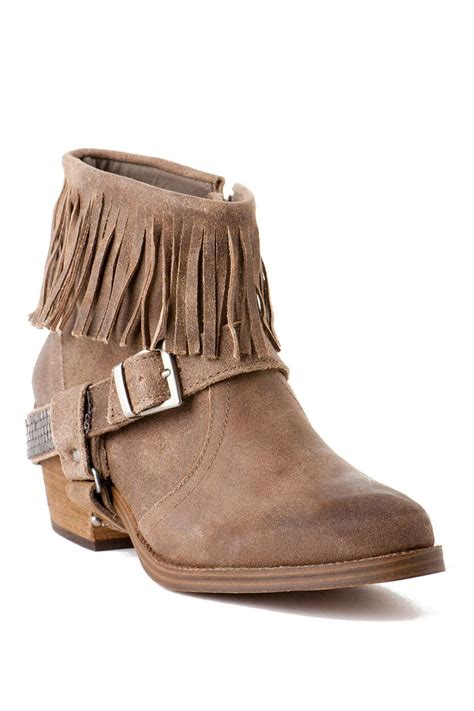 steve madden fringe boots steve madden shoes cavvo fringe bootie s