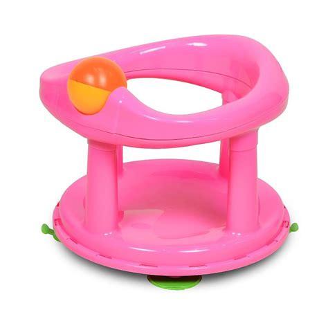 swivel bath seat pink alami baby bathing safety 1st swivel bath seat