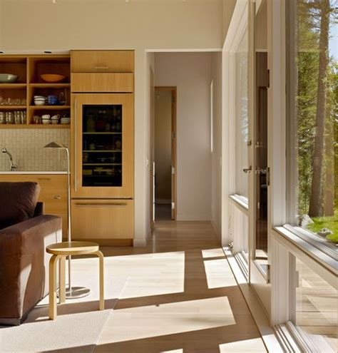Living Room Fridge by Glass Door Refrigerators Ideas For A Transparently