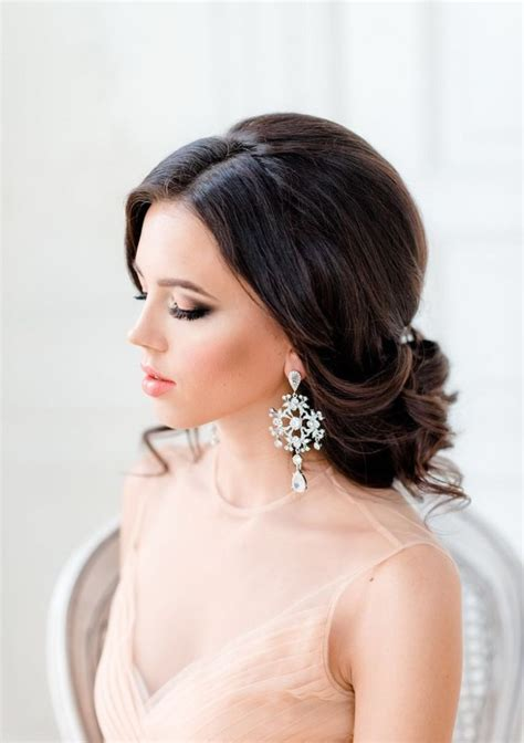 Wedding Hairstyles For Medium Length Hair Rachael
