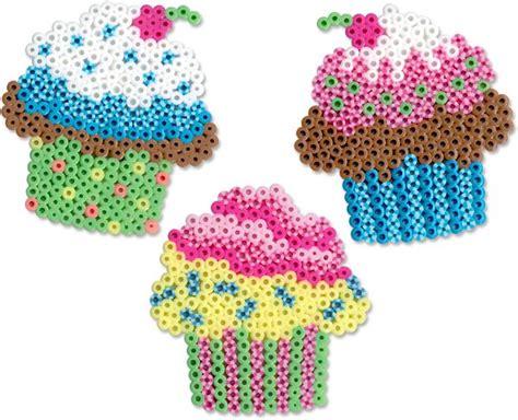 cupcake perler 17 best ideas about hama cupcake on hama