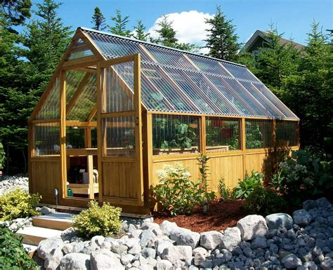 Green Home House Plans by How To Build A Diy Greenhouse Theydesign Net