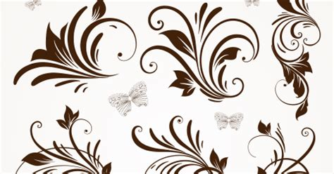 template undangan batik cdr ikutan dunk free download vector vintage ornament format
